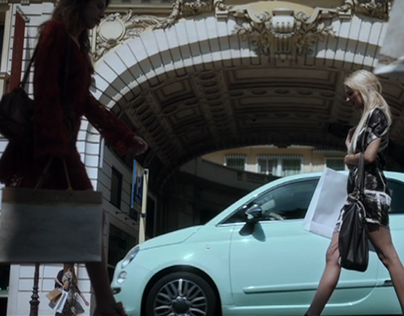 Fiat 500 Cult - international TV campaign 2014