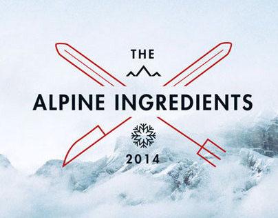 The Alpine Ingredients