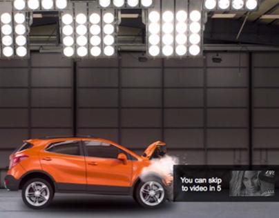 Opel Mokka - Skiptest