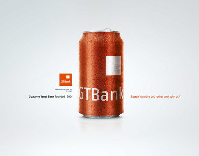IF BANKS WERE DRINKS