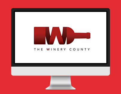 The Winery County - Website & Logo
