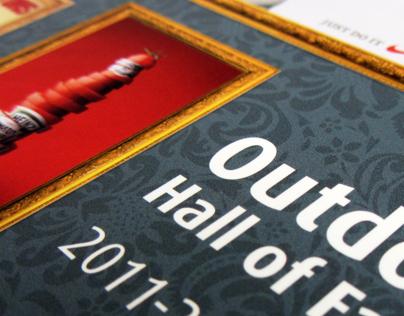 OMC 'Hall of Fame' winners brochure