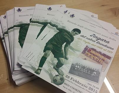 45 anni della Zingara del Calcio - Evento e Libro