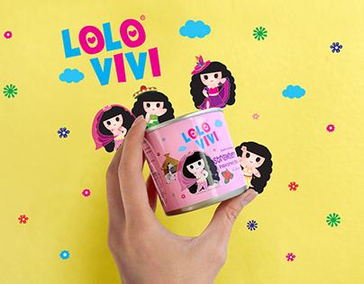 Lolo Vivi Flavored Milk Drink