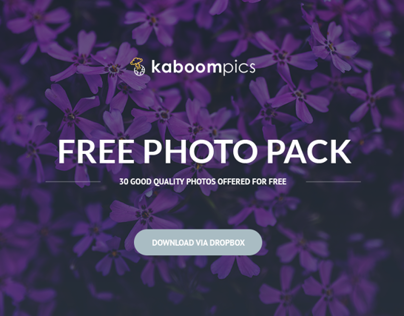 30 FREE PHOTOS (and more..)