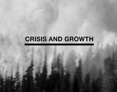CRISIS AND GROWTH