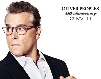 Oliver Peoples - 25th Anniversary