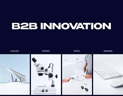 B2B Innovation   Business innovation platform