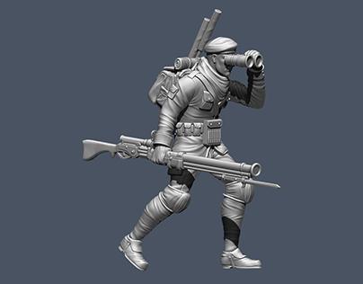 Field Intel Corpsman