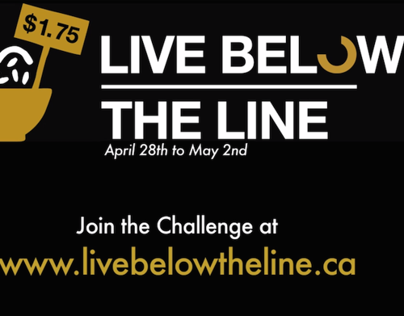 """LIVE BELOW THE LINE """"RULES"""""""