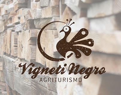 Agriturismo Vigneti Negro // logo