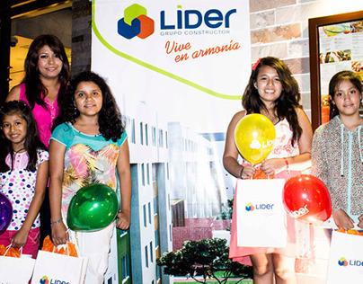 LIDER - evento