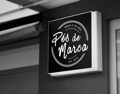 Pés de Marca Store Branding