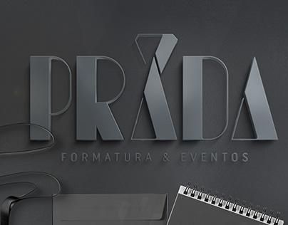 LOGOTIPO PRADA - FORMATURA E EVENTOS