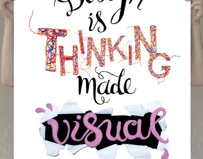 TANGLED | Handmade Font