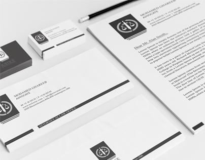 Creative Lawyer Identity Package #5