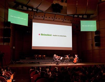 Heineken   Auditorium