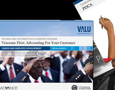 VA Advocating For Your Customer Virtual Materials