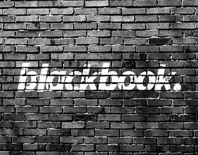 Blackbook - social network