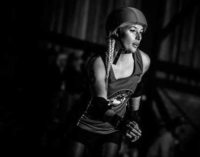 Roller Derby Bout - Post-Production Time-Lapse