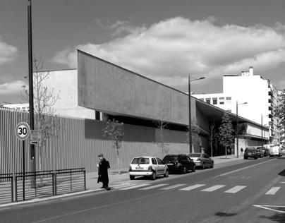 Hessamfar & Verons - collège (pau)