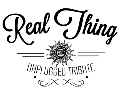 Real Thing - Unplugged Tribute Alice in Chains