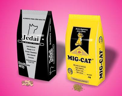 Embalagem: Mig-Dog