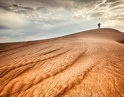 Dubai: desert dream