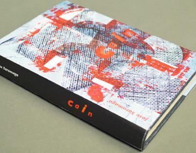 Cain Book Jacket