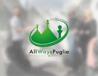 AllWaysPuglia | Brand Identity