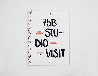75B Studio Visit