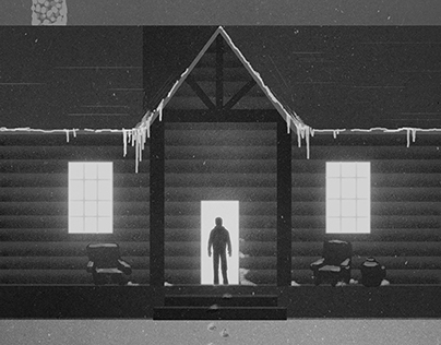 Lost Cabin / a graphic short story