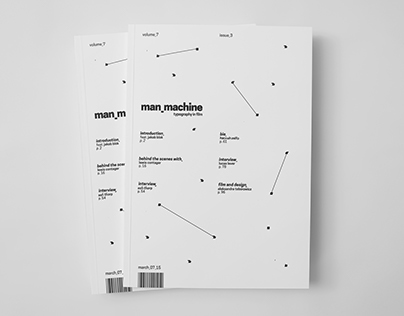 man_machine magazine