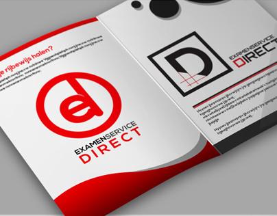 Examenservice Direct -Branding | Presentation 3