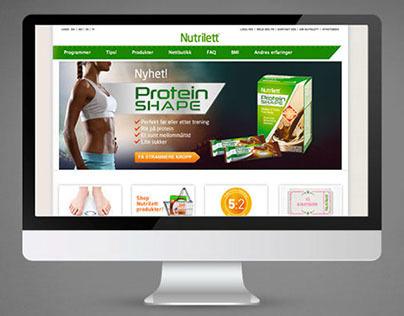 nutrilett protein shape bar