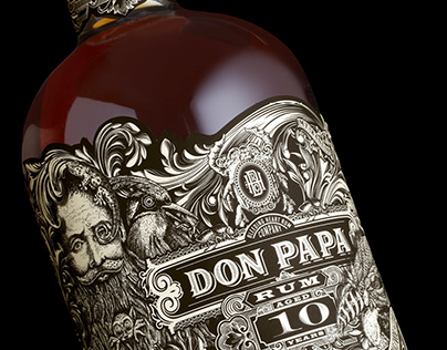Don Papa Exhibition Booth Design