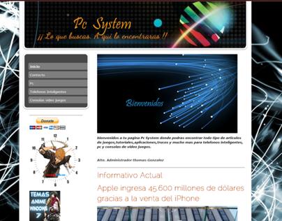 web pcsystem3