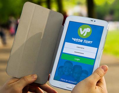 VeggiePillar App Promo