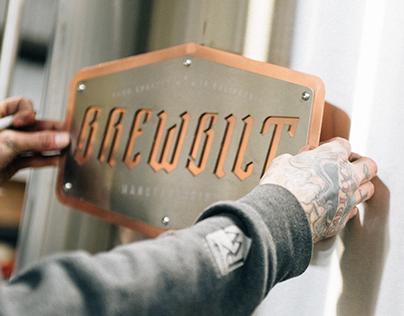 Brewbilt Branding