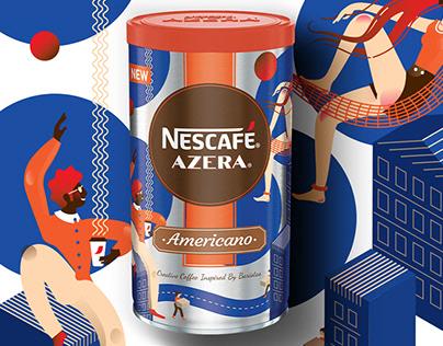 NESCAFE Azera - Design contest 2018