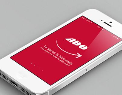 ADO móvil 2