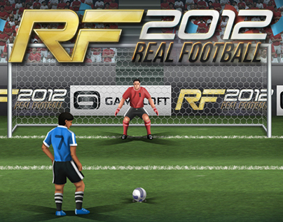 Real Football 2012 Penalties Minigame