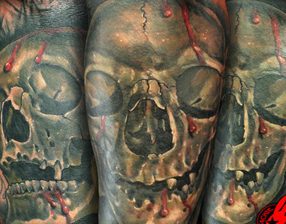 Jackie Rabbit Tattoo Portfolio 2014