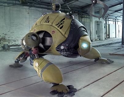 Meet the robots
