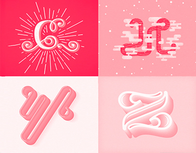 36 Days Of Type   Lettering