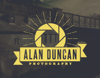 Alan Duncan Photography - Branding
