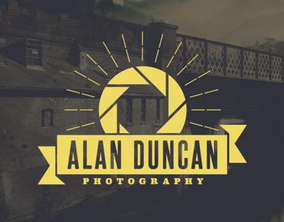 Alan Duncan Photography - Branding