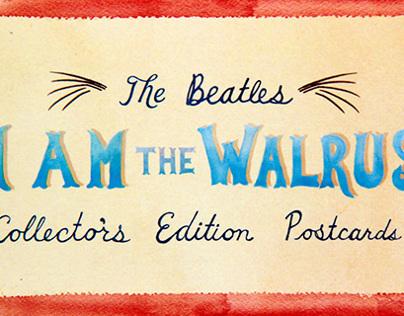 Song Lyric Postcards