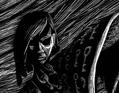 Sabriel_3: Banishing the Dead