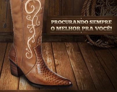 Mídias Sociais - Capelli Boots